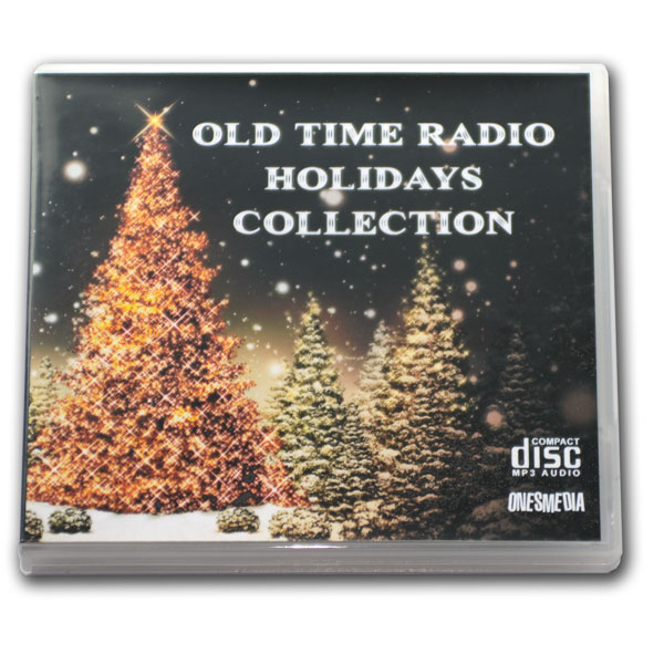 ULTIMATE OLD TIME RADIO HOLIDAYS COLLECTION