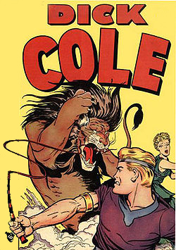 THE ADVENTURES OF DICK COLE