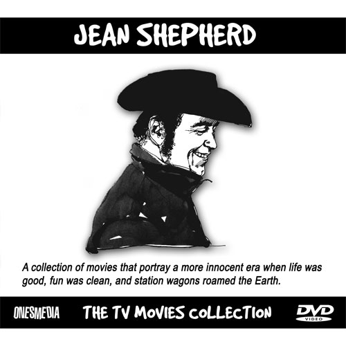 JEAN SHEPHERD TV MOVIE COLLECTION
