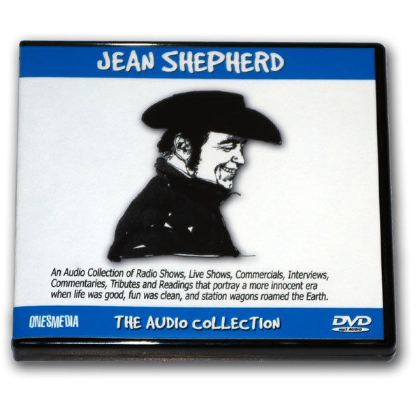 JEAN SHEPHERD AUDIO COLLECTION