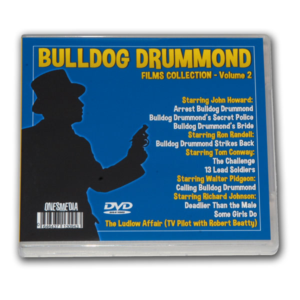 BULLDOG DRUMMOND Volume 2