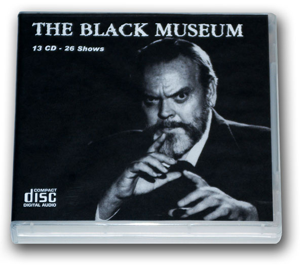 THE BLACK MUSEUM Volume 1