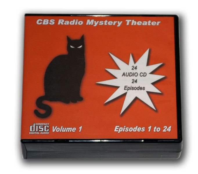 CBS RADIO MYSTERY THEATER Volume 1