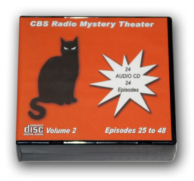 CBS RADIO MYSTERY THEATER Volume 2