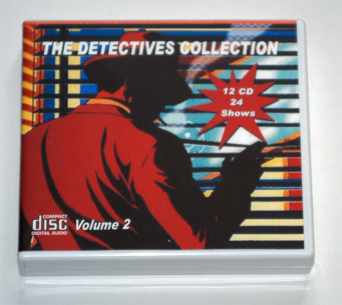 DETECTIVE COLLECTION Volume 2