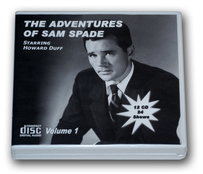 THE ADVENTURES OF SAM SPADE Volume 1