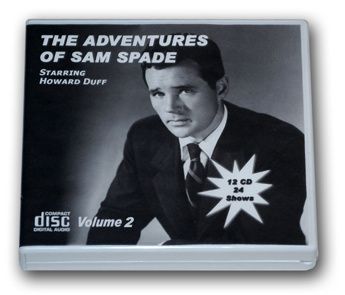 THE ADVENTURES OF SAM SPADE Volume 2