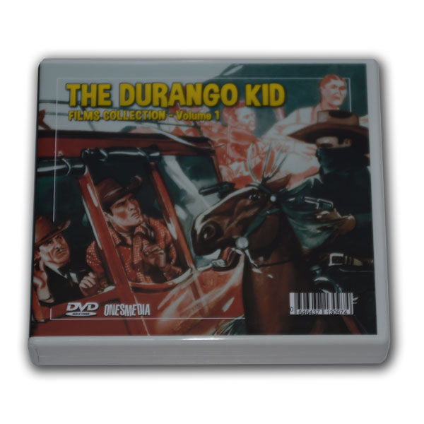 DURANGO KID FILMS COLLECTION VOLUME 1 - Click Image to Close