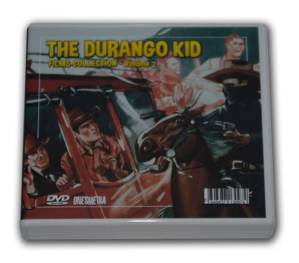 DURANGO KID FILMS COLLECTION VOLUME 2