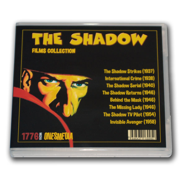 THE SHADOW FILMS COLLECTION - Click Image to Close