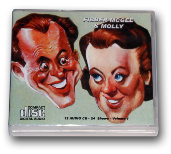 FIBBER MCGEE AND MOLLY Volume 1
