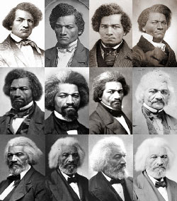 BIOGRAPHY OF FREDERICK DOUGLASS
