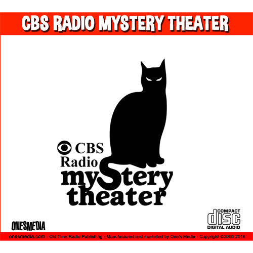 CBS RADIO MYSTERY THEATER Collection 1 - BOX SETS 1 and 2