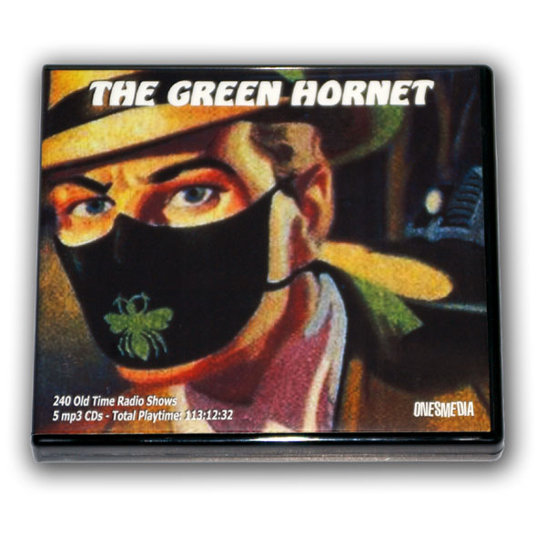 THE GREEN HORNET ULTIMATE COLLECTION