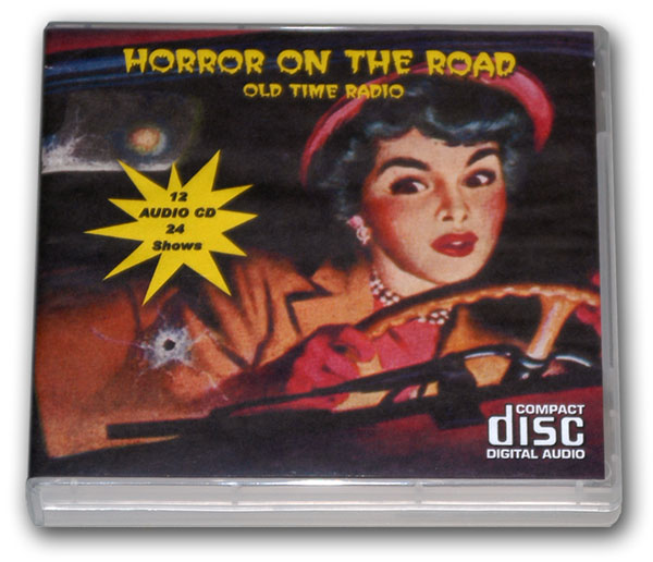 HORROR ON THE ROAD