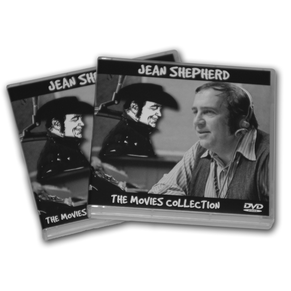 JEAN SHEPHERD - 24 DVD & CD COLLECTION
