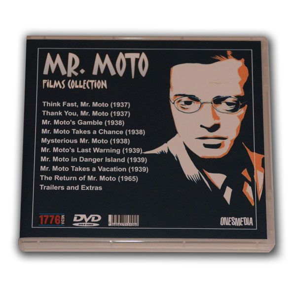 MR. MOTO FILMS COLLECTION - Click Image to Close