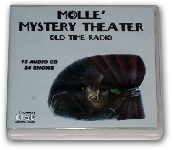 MOLLE' MYSTERY THEATER Volume 1