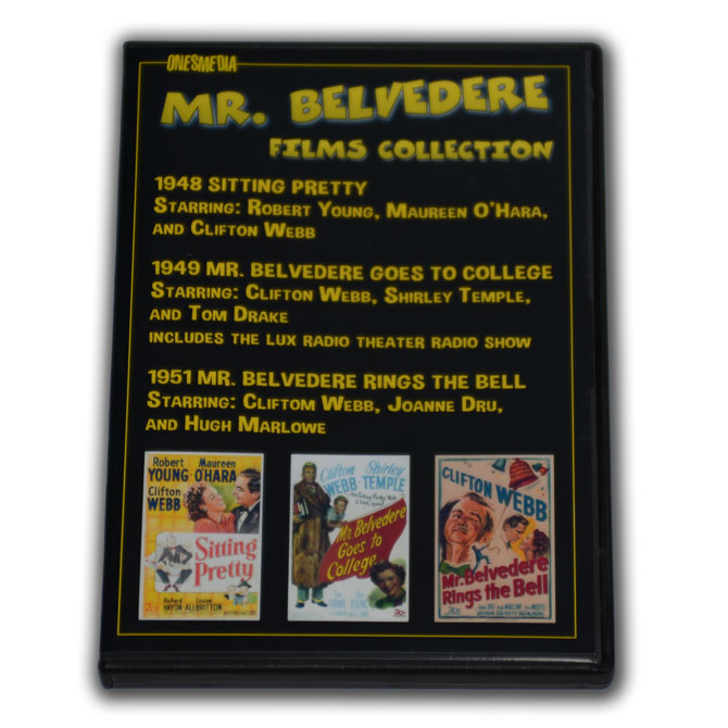 MR. BELVEDERE FILMS COLLECTION