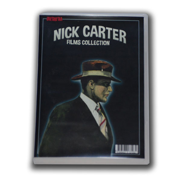 NICK CARTER FILMS COLLECTION