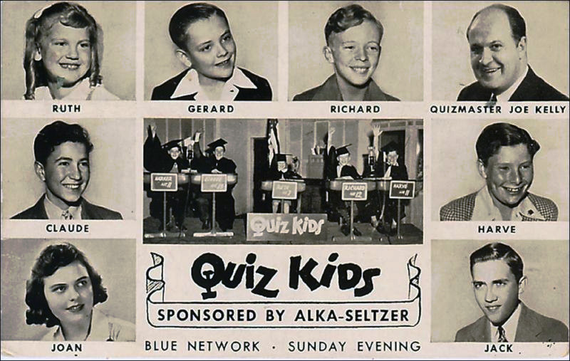 THE QUIZ KIDS