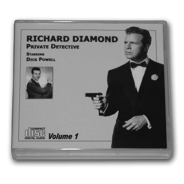 RICHARD DIAMOND, PRIVATE DETECTIVE Volume 1