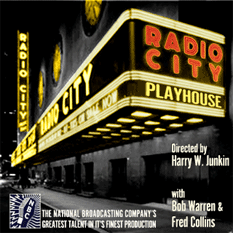 RADIO CITY PLAYHOUSE