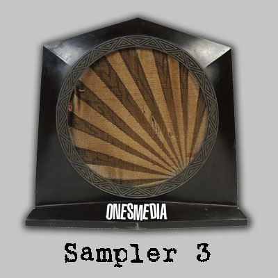 OLD TIME RADIO SAMPLER Disc 3