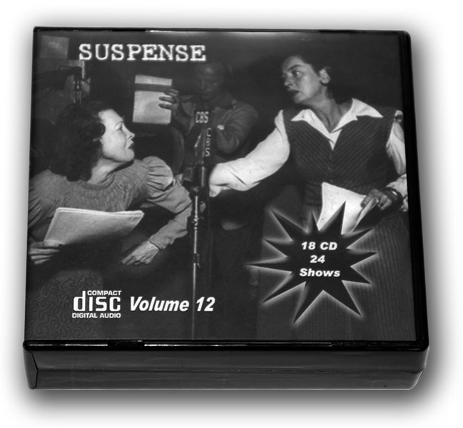 THE SUSPENSE COLLECTION Volume 12