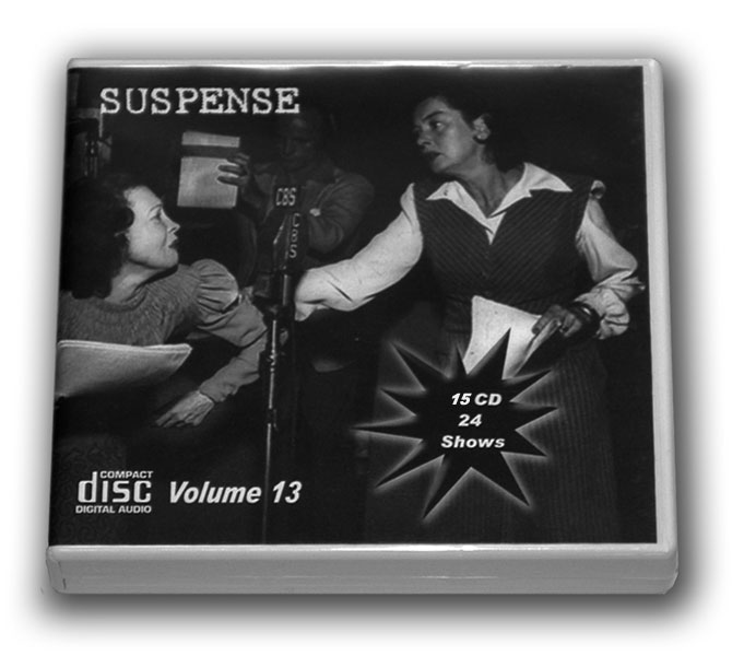 THE SUSPENSE COLLECTION Volume 13