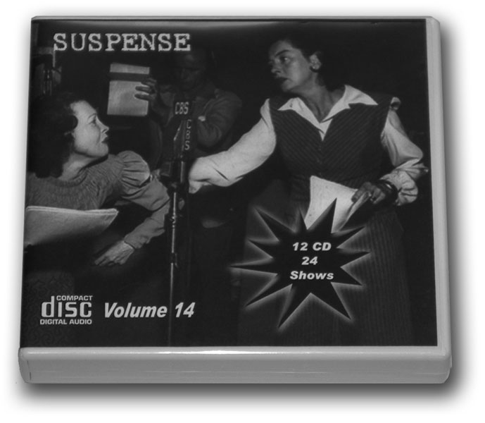 THE SUSPENSE COLLECTION Volume 14