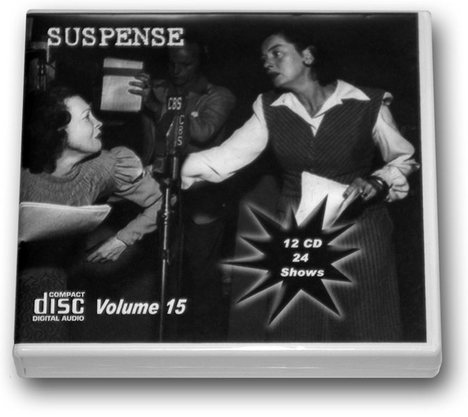 THE SUSPENSE COLLECTION Volume 15