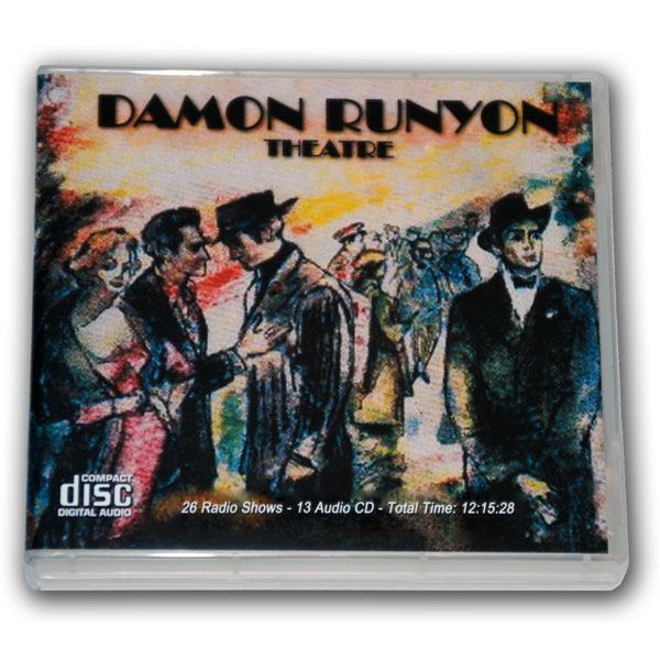 DAMON RUNYON THEATRE Volume 2