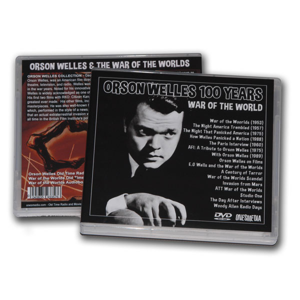 ORSON WELLES 100 YEARS ANNIVERSARY