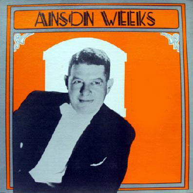 ANSON WEEKS ORCHESTRA