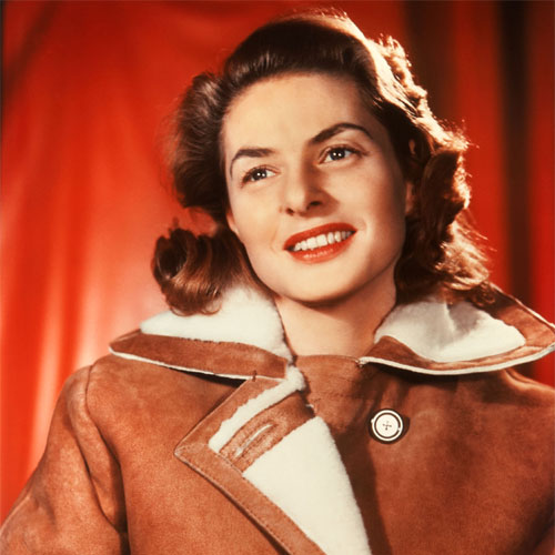 INGRID BERGMAN COLLECTION