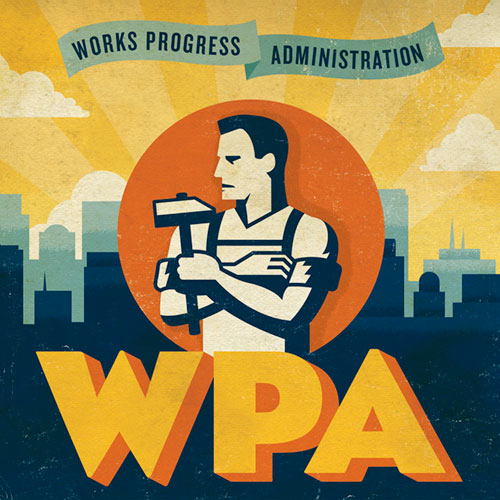 THE WORKS PROGRESS ADMINISTRATION CONCERTS