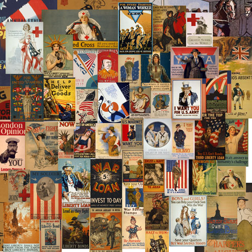 WORLD WAR I POSTERS