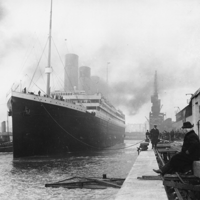 TITANIC'S OLD TIME RADIO STORIES