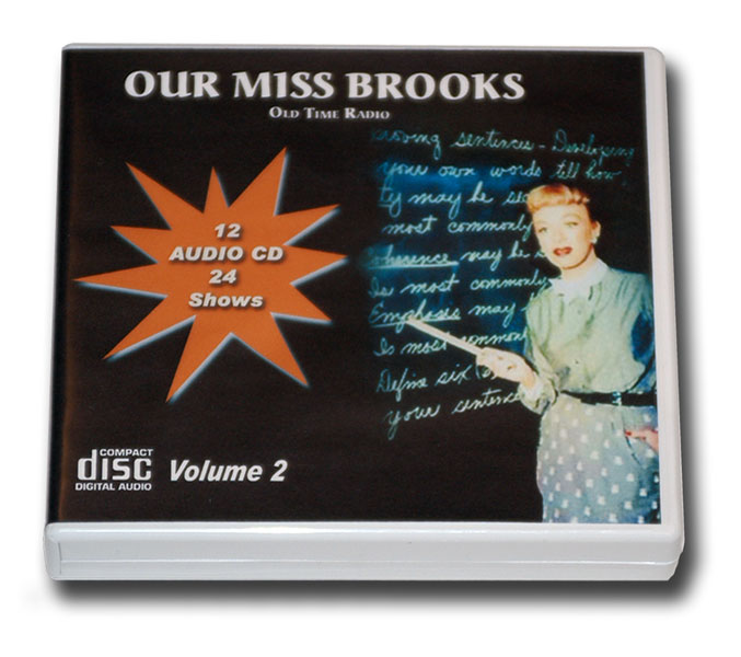 OUR MISS BROOKS COLLECTION Volume 2