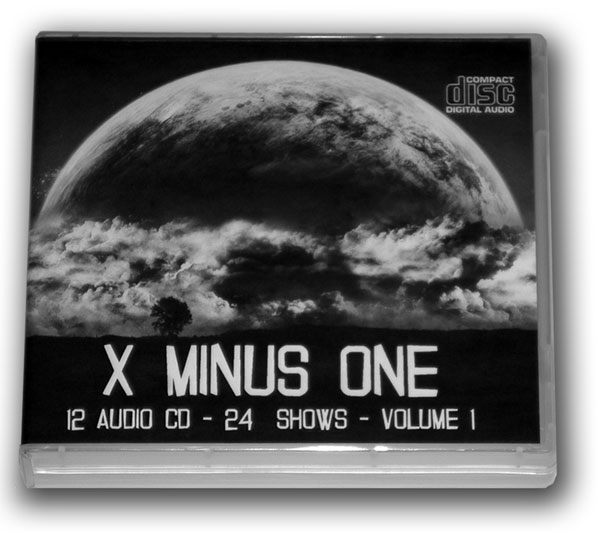 X MINUS ONE Volume 1 - Click Image to Close
