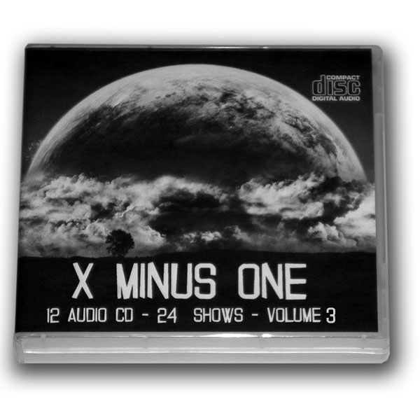 X MINUS ONE Volume 3