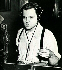 ALMANAC with Orson Welles
